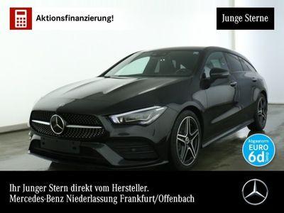 gebraucht Mercedes CLA250 Shooting Brake 4MATIC