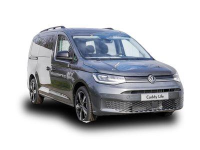 gebraucht VW Caddy Maxi Life 1.5 TSI Move SHZ KAMERA NAVI ACC