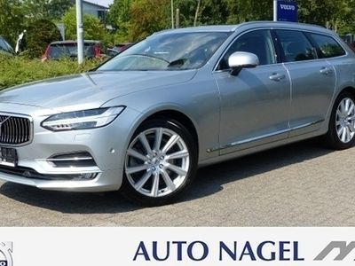 gebraucht Volvo V90 T5 Inscription ++AUTOMATIK+VOLL-LED+NAVI++