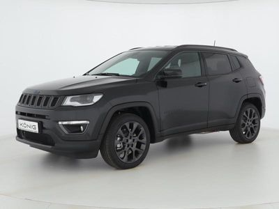 gebraucht Jeep Compass PHEV S 240PS Plug-In Hybrid