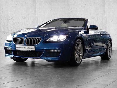 gebraucht BMW 640 Cabriolet 6er i xDrive
