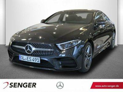 gebraucht Mercedes CLS450 4M AMG Line Comand Multibeam 360°Kamera