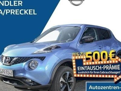 gebraucht Nissan Juke N-Connecta 1.6 /Tech-Paket/Exterieur Black