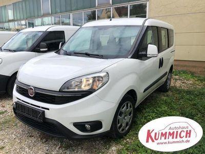 gebraucht Fiat Doblò Cargo Kombi SX 1.6MJET 120