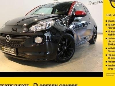gebraucht Opel Adam Unlimited 1.4 Allwetterreifen+Klimaautomatik+Einparkhilfe