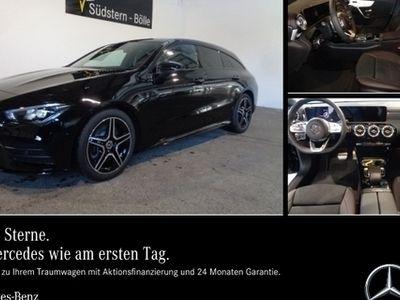 gebraucht Mercedes CLA220 Shooting Brake AMG,Nightp.,PDC,LED