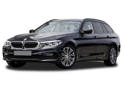 gebraucht BMW 520 i Touring Sport Line Head-Up HiFi LED AHK