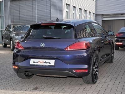 "gebraucht VW Scirocco 2.0TDI ""Sport"",Xenon,Navi,Sitzhzg."