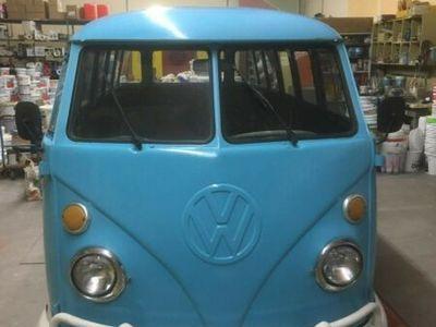gebraucht VW T1 aus Brasilien Baujahr 1975