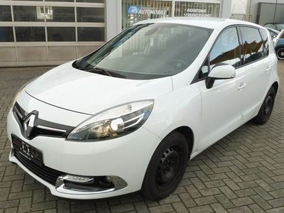 gebraucht Renault Scénic III Dynamique NAVI EURO 5 TEMPOMAT 6GANG