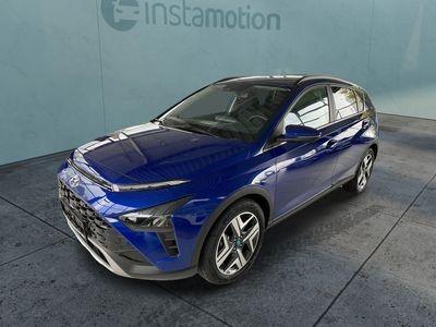 gebraucht Hyundai Bayon Bayon 1.0 TGD-I *SOFORT* *7AT*Navi*Klimaauto*PDC+R.Cam*1.0 TGD-I *SOFORT* *7AT*Navi*Klimaauto*PDC+R.Cam*