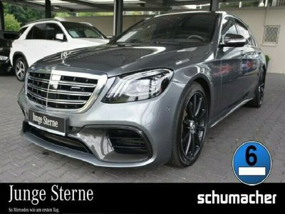 gebraucht Mercedes S63 AMG Mercedes-AMG4MATIC+ lang