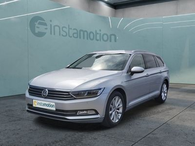 gebraucht VW Passat Passat VariantVariant 20 TDI LED-NAVI-SZHZ-ACC-AHK-KAM