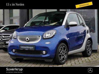 gebraucht Smart ForTwo Coupé 66 kW turbo twinamic Pano./Cool u. Audio