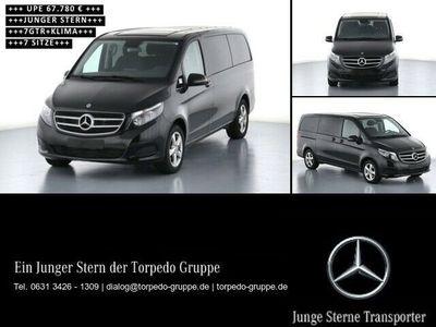 gebraucht Mercedes V220 L LUXUSKOMBI+UPE 67.780 EURO+7-SITZE+EU6