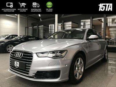gebraucht Audi A6 3.0 TDI quattro S-Tronic LED Stdhzg Luftfederung