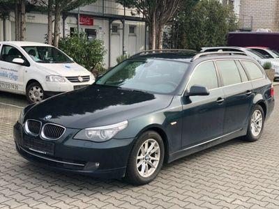 gebraucht BMW 525 Baureihe 5 Touring 525d-NAVI-SHZ-TÜV NEU