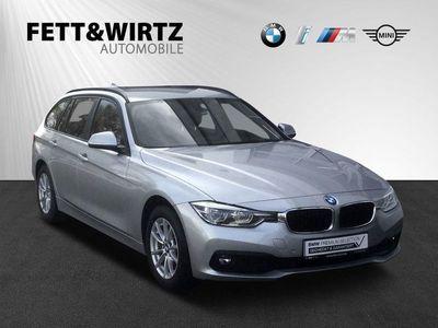 gebraucht BMW 318 d Touring