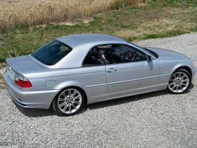 gebraucht BMW 323 Cabriolet Ci [RHD] m. Hardtop - Inkl TüV neu