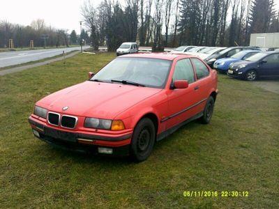 gebraucht BMW 316 compact,klima,sitzheizung