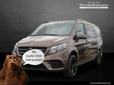 gebraucht Mercedes V250 d 4MATIC Basic/Navi/SHZ/Parktronic/Kamera/Autom.