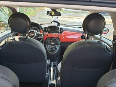 gebraucht Fiat 500 1.2 8V Lounge Klima