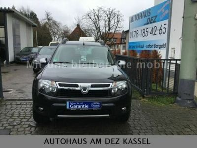 gebraucht Dacia Duster Prestige 4x4 NAVI LEDER PDC