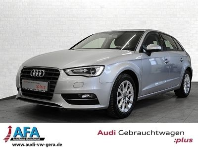 gebraucht Audi A3 Sportback Attraction Navi+*Xenon*SHZ