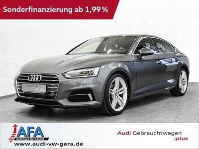 gebraucht Audi A5 Sportback 40 TFSI Sport S tronic S-Line*Navi+*AHK*SHZ*Kamera