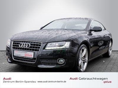 gebraucht Audi A5 Coupé 2.0 TFSI multitronic *NAVI*XENON*GRA*