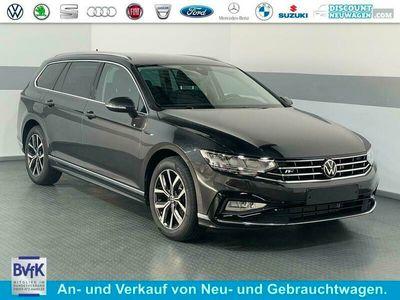 gebraucht VW Passat Variant EXECUTIVE EDITION DSG R-LINE NAVI ACC SHZ ActiveInfoDisplay ALCANTARA/LEDER LaneAssist