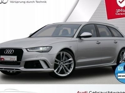 used Audi RS6 Avant performance Dynamic-plus Pano Sportdiff. Head-up