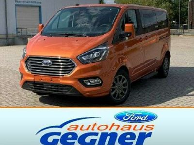 gebraucht Ford Custom Tourneo320L2H1 TitaniumX MHEV Ahk ACC