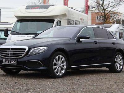 gebraucht Mercedes E350 +1Hd+Kam+elAHK+Distronic+LED+SHZ+Navi