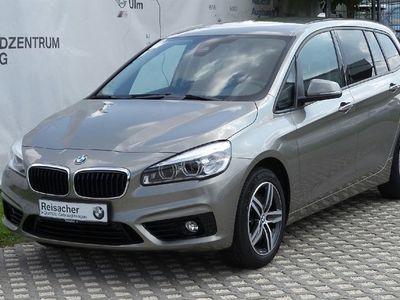 gebraucht BMW 220 Gran Tourer i Sport,AHK,LED Scheinwerfer,LM,S