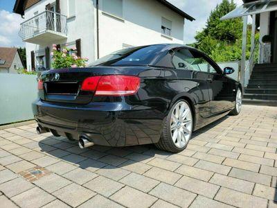 gebraucht BMW 335 Cabriolet i E93 DKG N54B30 Bi-Turbo M-Paket
