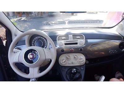 gebraucht Fiat 500 1.2 Lounge Glasschebedsch