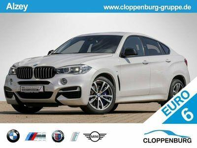 gebraucht BMW X6 M50d M Sportpaket Head-Up HiFi GSD RFK Shz