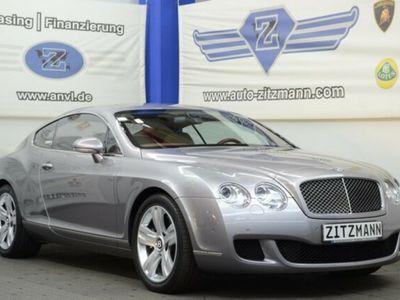 gebraucht Bentley Continental GT | MASSAGE | TV-INFOTAIN | KEYLESS