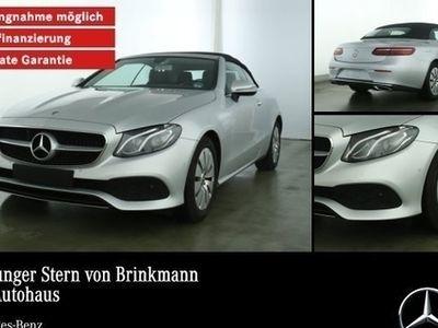 gebraucht Mercedes E220 Cabriolet AVANTGARDE Exterieur/Navi/LED