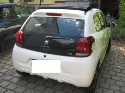 gebraucht Peugeot 108 VTI 68 ETG5 Active Cabrio / Faltdach Autm.