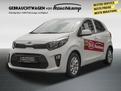 used Kia Picanto Dream Team 1.2 Klima SHZ AUX USB Spieg. beheizbar Seitenairb.
