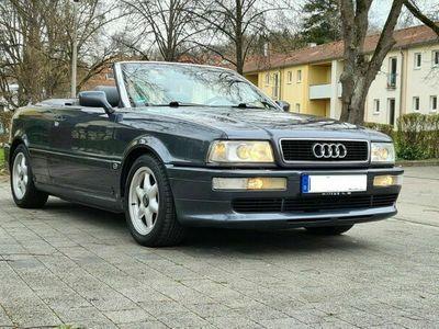 gebraucht Audi Cabriolet 2.0