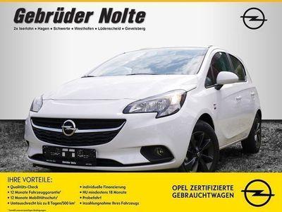 gebraucht Opel Corsa 1.4 120 Jahre SHZ KAMERA INTELLILINK