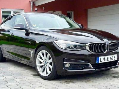 gebraucht BMW 320 Gran Turismo d xDrive Luxury HUD Pano AHK Kamera Xenon als Sportwagen/Coupé in Wilsenroth
