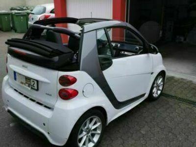 gebraucht Smart ForTwo Cabrio micro hybrid drive