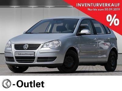 gebraucht VW Polo Trendline 1.4 Klima Radio CD ZV 4-Türer