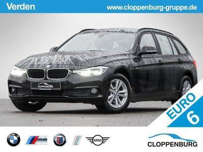 gebraucht BMW 318 d Touring Advantage LED Navi PDC RFK Shz