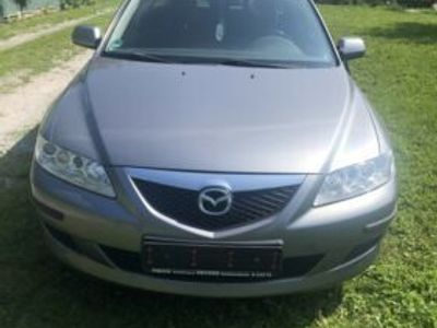gebraucht Mazda 6 Kombi reserviert