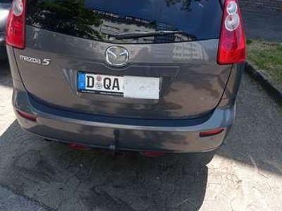 gebraucht Mazda 5 2.0 CD DPF Exclusive